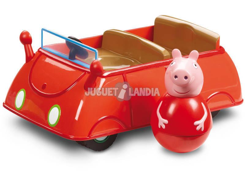 Peppa Pig Coche Bailón de Juguete