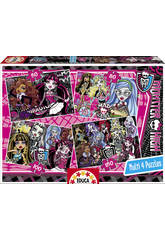 Puzzle 50-80-100-150 Monster High