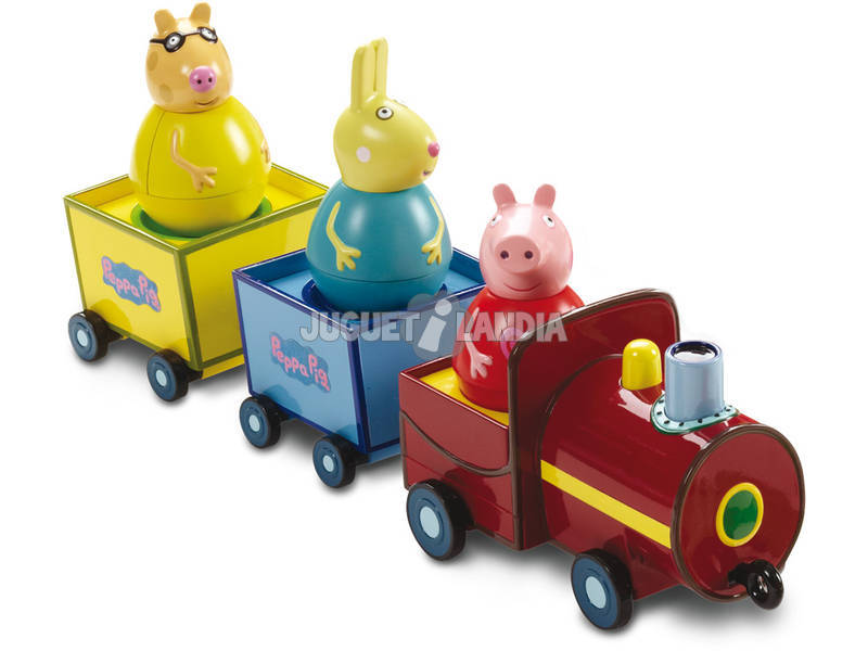 Peppa Pig train danseur