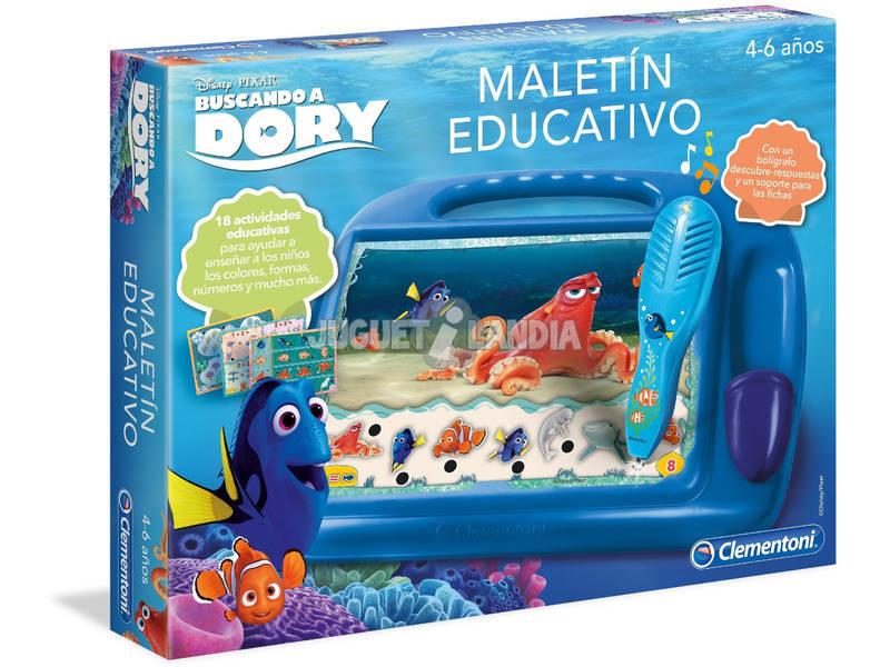 Clementoni - Finding Dory- Valigetta interattiva educativa