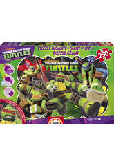 Puzzle 250 gigante Tortugas Ninja