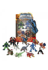 Dinofroz Blister 4 Dinosaurios - 12 Modelos Surt.