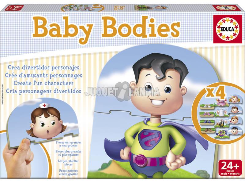 Baby Bodies Educa 16222