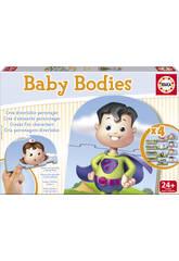imagen Baby Bodies Educa 16222