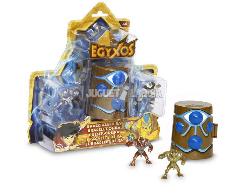Egyxos Blister 2 Figuras +Cámara De Transformación