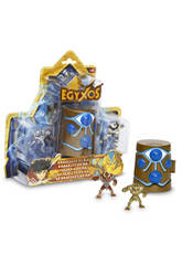 Egyox Blister 2 figurines + Chambre de Transformation
