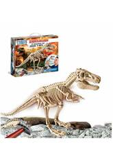 Clementoni - Lo Scheletro del Grande T-rex Archeogiocando