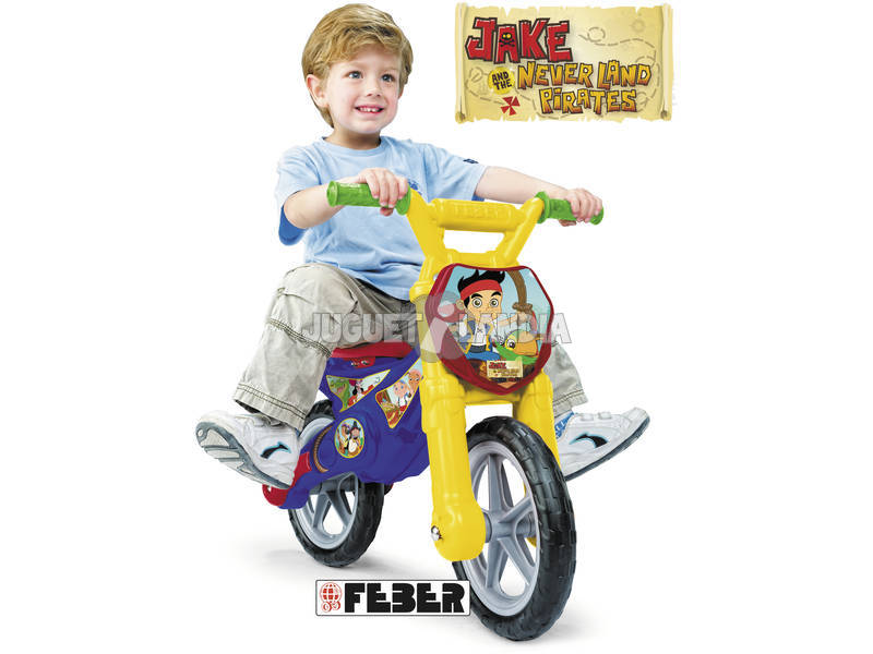 Speed Bike Jake y los Piratas