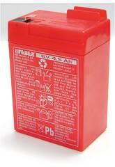 Batterie 6V. 4,5 AH.
