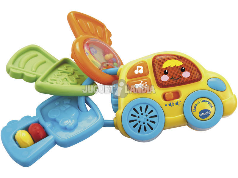 Rotelle chiave Vtech Baby