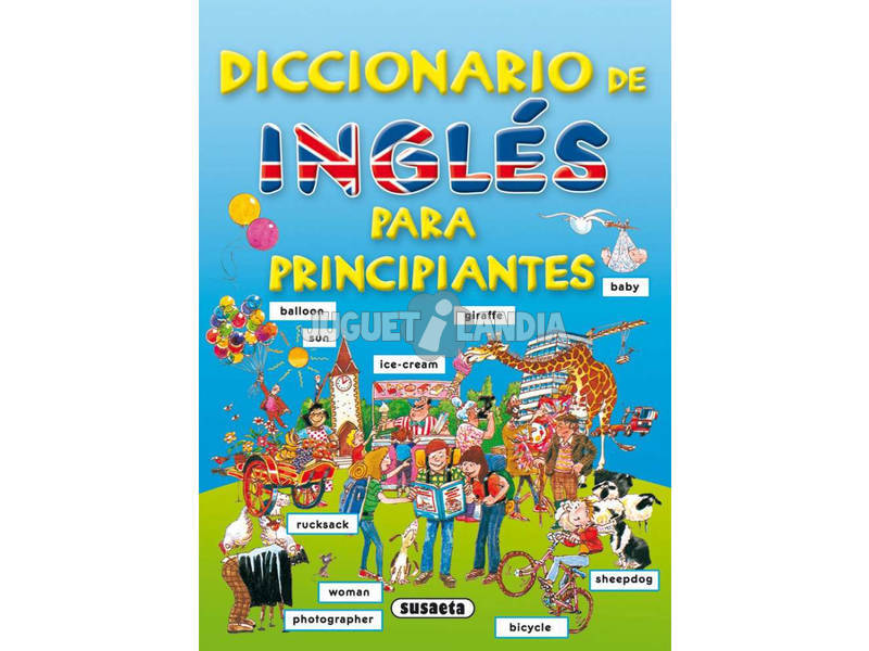Dizionario Per Principianti in Diverse Lingue Susaeta S0251