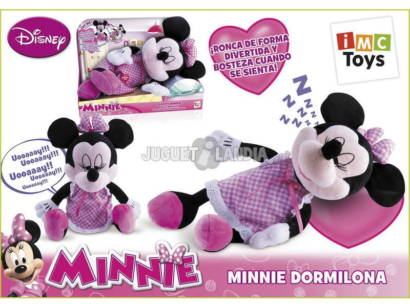 Minnie Dormilona