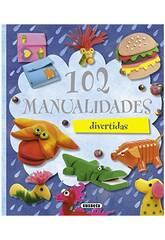 100 Kunsthandwerk ... (3 Bücher) Susaeta Ediciones