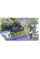Tmnt Movie 2  - Veh�culo + 1 Figura