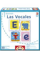 imagen Aprendo... Las Vocales Educa 14232