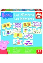 Impara i numero Peppa Pig
