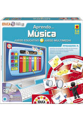 Educa Multimedia J'apprends...Musique