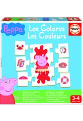 Aprendo As Cores Peppa Pig