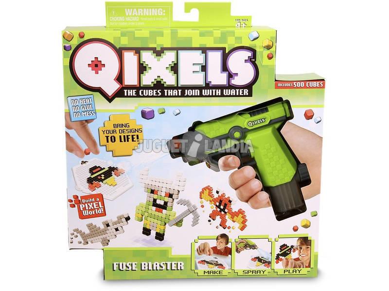 Qixels - Fuse Blaster