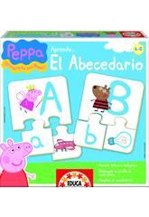 imagen Aprendo El Abecedario Peppa Pig