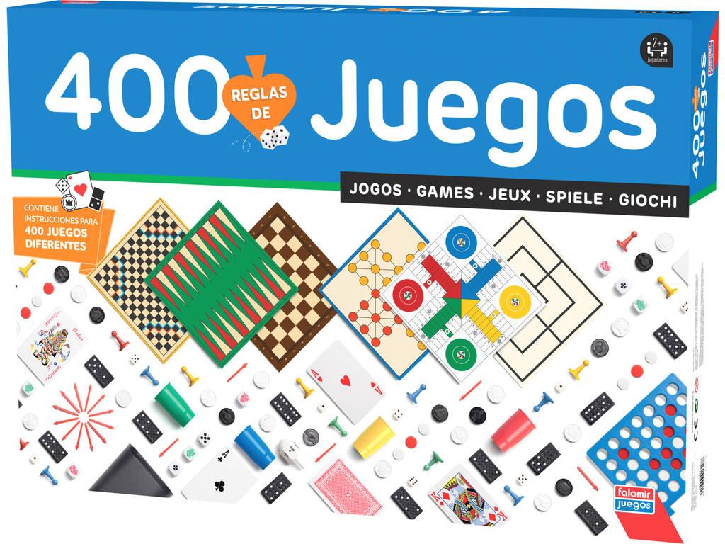 400 Juegos Falomir