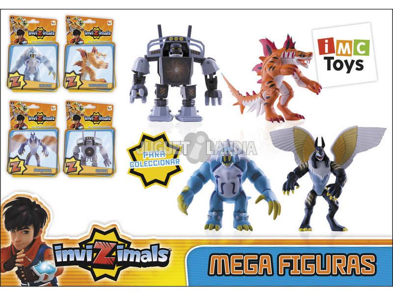 Invizimals Mega Figuras