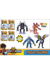 Invizimals Mega Figuras