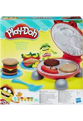 Travaux manuels Play-doh Hamburger Barbecue HASBRO B5521