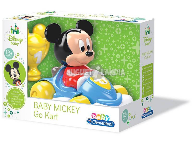 Carro Teledirigido de Baby Mickey