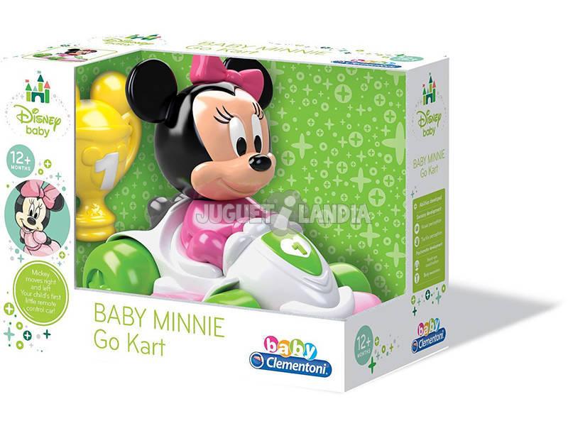 Coche Teledirigido de Baby Minnie