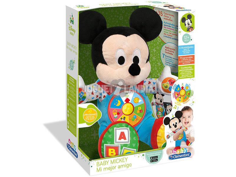Puericultura Baby Mickey O Meu Melhor Amigo Clementoni 55132.3
