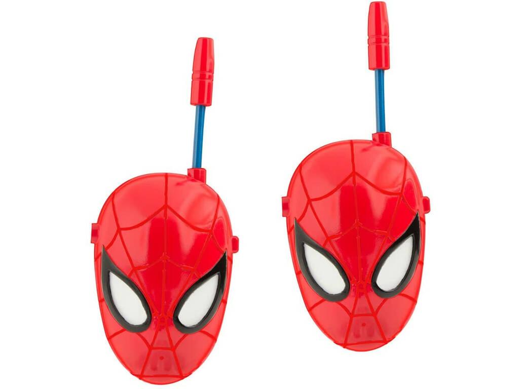 Walkie Talkie Cara Spiderman