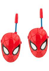 Walkie Talkie Cara Spiderman