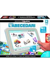 Educa Touch Junior Impara l'alfabeto in Catalano Educa 15677