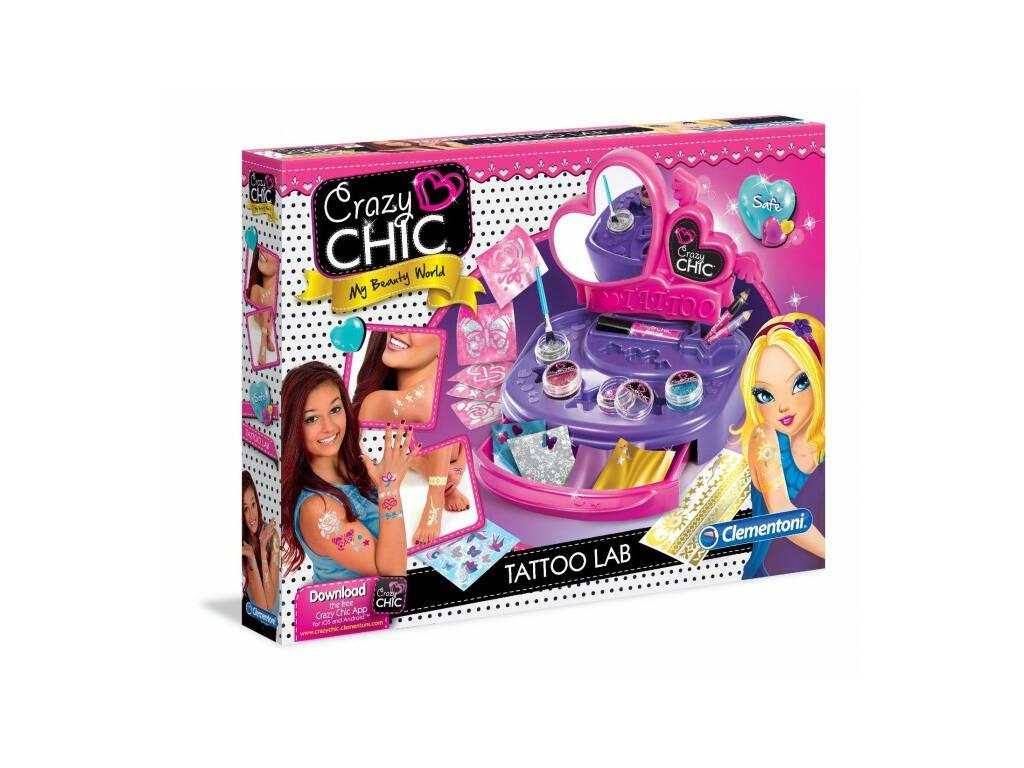 Crazy CHIC Tatoo Lab