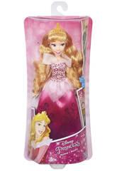 Muñeca Princesas Disney Aurora 28 cm HASBRO B5290