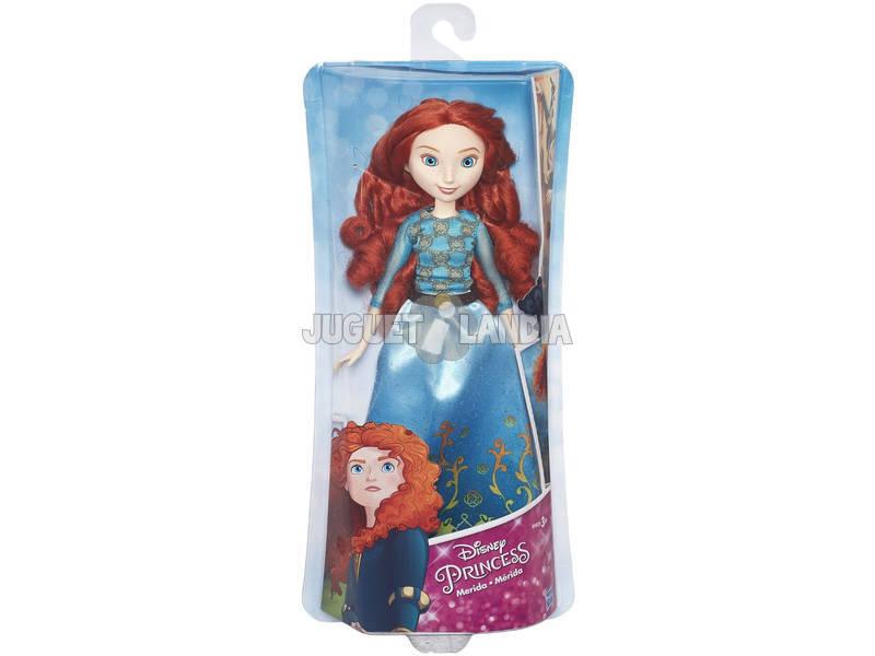 Boneca Princesas Disney Merida 30 cm HASBRO B5825