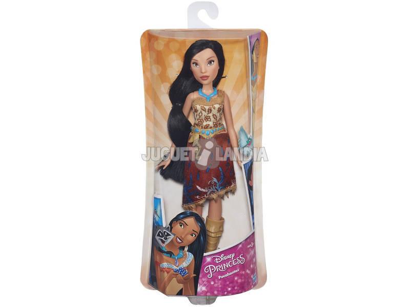 Boneca Princesas Disney Pocahontas 30 cm HASBRO B5828