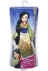 Disney Princess-Mulan Fashion Doll