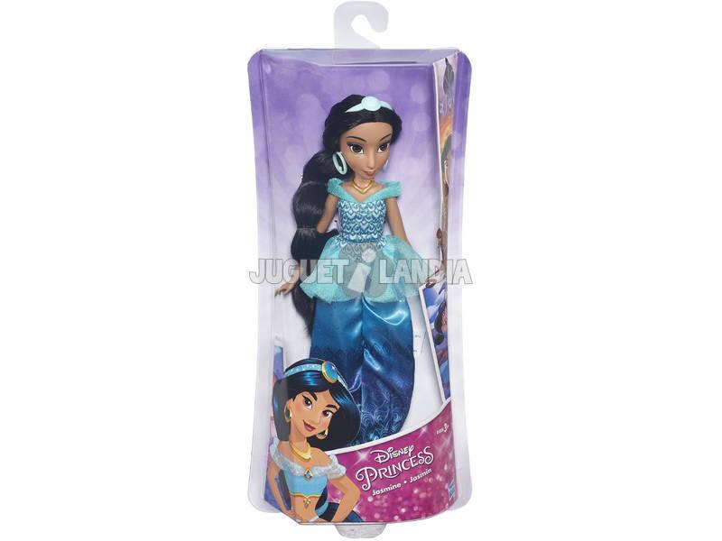 Muñeca Princesas Disney Jasmín 30 cm Hasbro B5826
