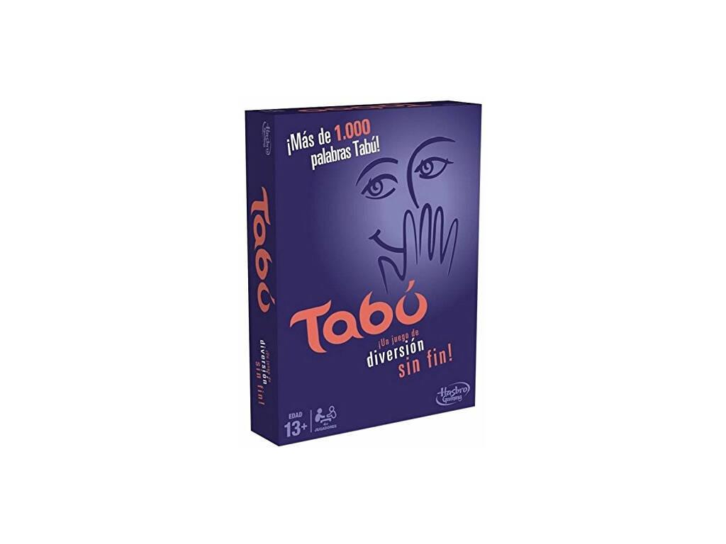 Jogo de Tabuleiro Tabu Hasbro Gaming A4626105