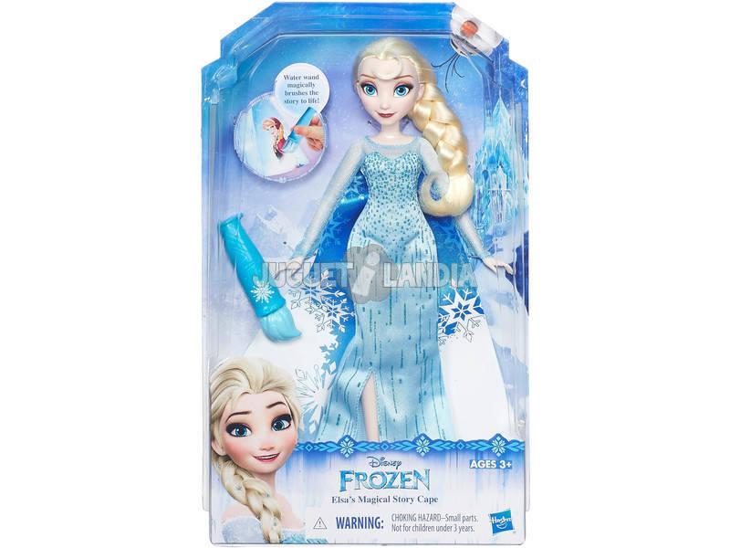 Frozen Mantello Storie Magica Elsa