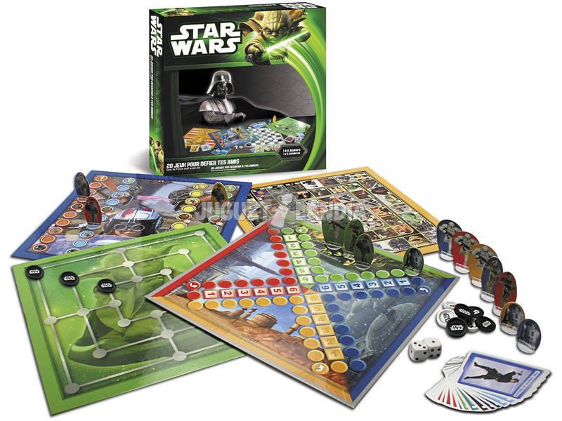 Star Wars 20 Juegos para Desafiar a Tus Amigos