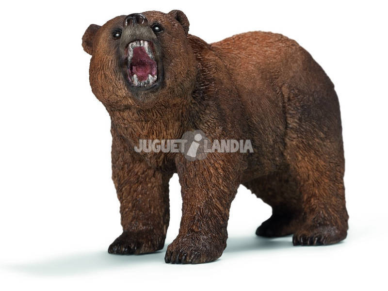 Oso Grizzly Schleich 14685
