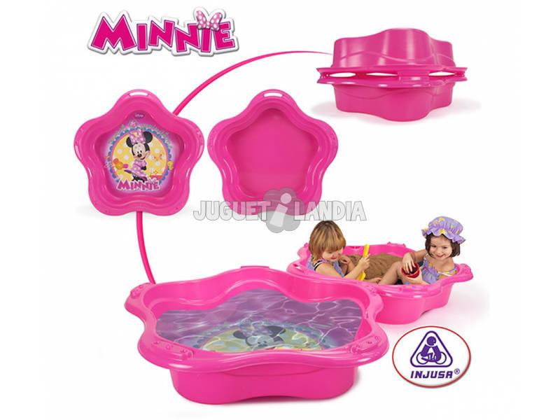 Minnie Arenero 95X89X20cm Injusa 20421