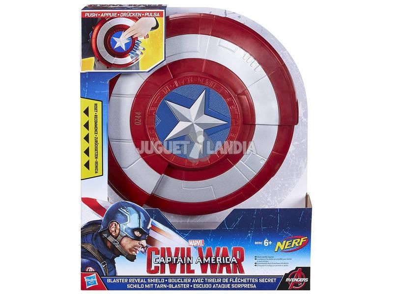 Capitan America Scudo Deluxe