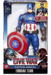 Capitán América Figura Electrónica