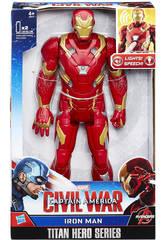 Iron Man Figura Electrónica