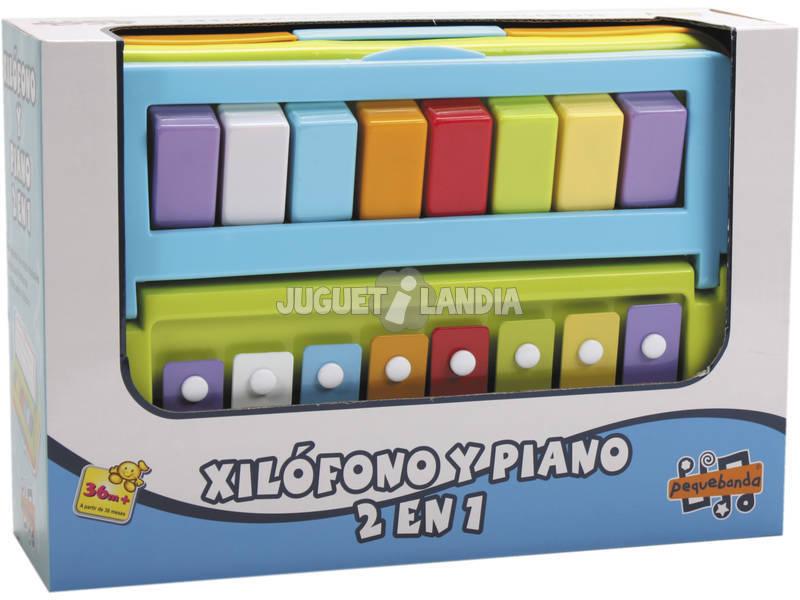 Piano Xilofono