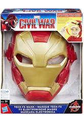 Iron Man Masque Électronique